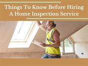 Professional Home Inspector Services in Macomb County