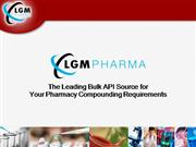 LGM Compounding Presentation