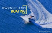 Main reasons for you to opt recreational boating