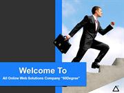 Online Marketing Services Company