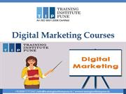 Digital Marketing Courses in Pune | Training Institute Pune TIP