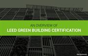 LEED building certification brief explanation