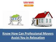 Get Help with Professional Removals in Edinburgh