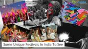 Top Cultural Festivals to See in India