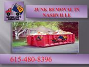 Junk Removal in Nashville - Get to Know What Is It?