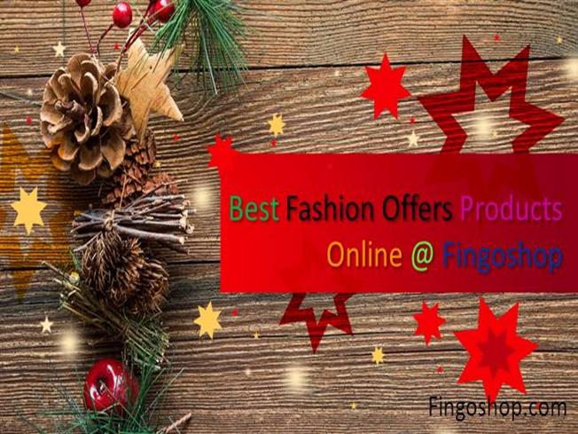Online Best Offers And Deals at Fingoshop |authorSTREAM