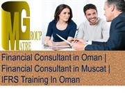 Financial Consultant in Oman | Financial Consultant in Muscat