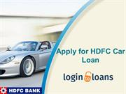 HDFC Bank Car Loan, Apply for HDFC Bank Car Loan in India
