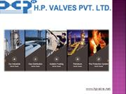 Safety Valve - HP Valve in Ahmedabad