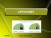 liposomes ppt