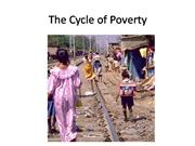 Poverty cycle