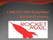1-888-573-7999 How to change rocketmail password   password recovery