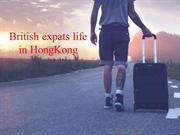British expats life in HongKong
