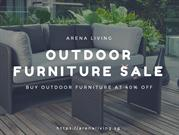 Outdoor Furniture Sale Singapore - Patio, Garden and Balcony Furniture