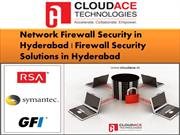 Network Firewall Security in Hyderabad | Firewall Security  Solutions
