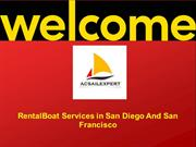 Get Cost-Effective Private Yacht Charter In San Francisco