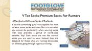 V Toe Socks: Premium Socks For Runners