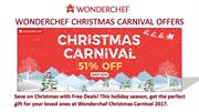 Wonderchef - Christmas Carnival Offers