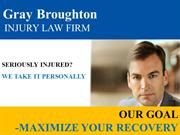 Introduction of Gray Broughton Injury Law Firm