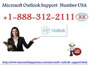Microsoft Outlook Support Phone Number +1-888-312-2111