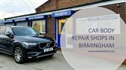 Car Body Repair Shops in Birmingham