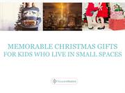 Occasion Station Memorable Gifts for Kids Who Live In Small Spaces