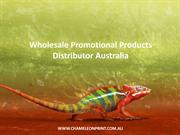 Wholesale Promotional Products Distributor Australia