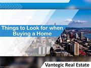 Things to Look for When Buying a Home in Colorado