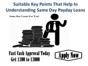 Quick Cash Loans Get Swift Way To Tackle Cash Crisis For Short Term