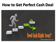 Payday Cash Loans Get Smart Cash Solution According Situation