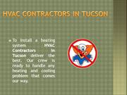 Fast Air Conditioning Repairs Tucson