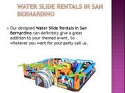 Bounce House Rental Moreno Valley