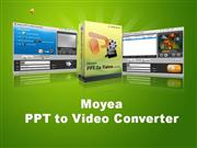 convert PowerPoint to video-Moyea PPT to