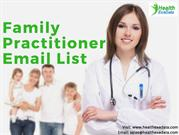 Family Practitioner Email List
