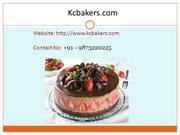 Kcbakers Offer Online cake and flower delivery in Noida