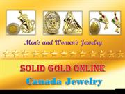 10K Gold jewelry Price in Canada