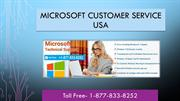 Microsoft Window 10 Support Phone Number 1-877-833-8252