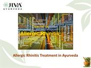 Allergic Rhinitis Treatment in Ayurveda