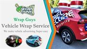 Wrap Guys - Building and Vehicle Wrap Service Provider Canada
