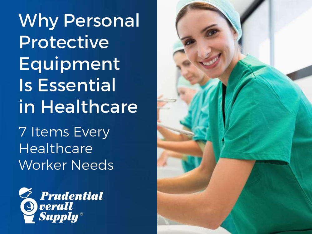 Why Personal Protective Equipment is Essential in Healthcare