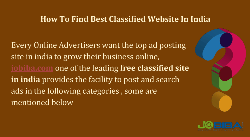 How to Find Best Free Ad Posting Sites in India |authorSTREAM