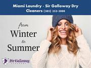 Miami Laundry By The Pound