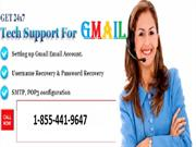 Gmail Support Canada Helpline Number 1-855-441-9647