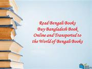 Buy Bangladesh Book Online and Transported to the World of Bengali Boo