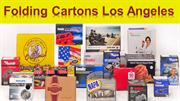 Folding Cartons Los Angeles