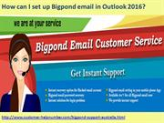 BigPond Technical Support Number Australia: 1800-921-785