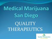Medical Marijuana San Diego