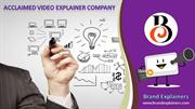 Brand Explainers- Acclaimed Video Explainer Company