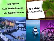 Bio About Livio Acerbo
