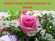 Online Flower Delivery Services in Mohali
